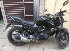 Yamaha FZ - 62K Running - 2013 Model - Good Condition