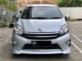 Agya TRD Automatic 2016. KM38rb Mobil Simpanan