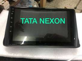 Rk Brand TATA Nexon Android full Touch Car stereo