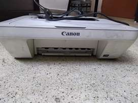 Canon Printer and Scanner in best condition...Urgent Sale Required.