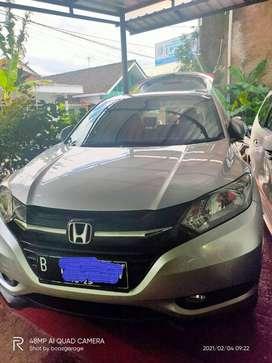 Honda HRV E 2015