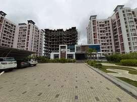 1bhk brand new flat for very less price free modeler kichan