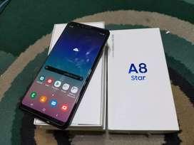 Samsung A8 star 4/64 sein like new
