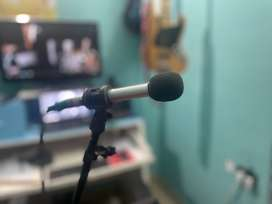 Samson c02 studio condenser microphone