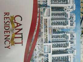 Selling of Open file for Flat in Cantt Pearl Residency