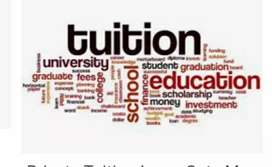Tuition@ class 8 to 10