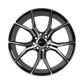 jual velg mobil original hsr wheel ring 17 untuk galant lancer vios