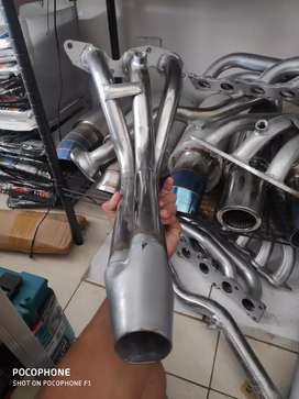 Header racing mirage datsun alpino readystock