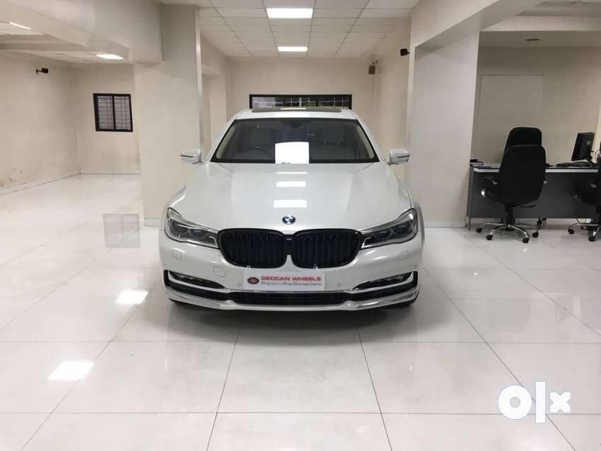 BMW 7 Series 730 Ld Signature, 2018, Diesel 0