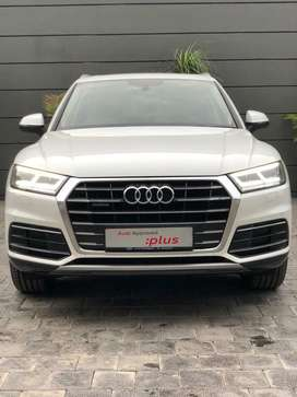 Audi Q5 2.0 TDI quattro Premium Plus, 2018, Diesel