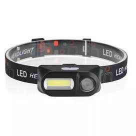 Senter kepala KX-1804 (COB),  Flashlight,  Headlight,, headlamp