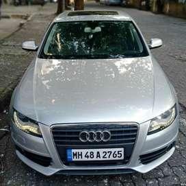 Audi A4 2.0 TDI (177bhp), Premium Sport, 2012, Diesel