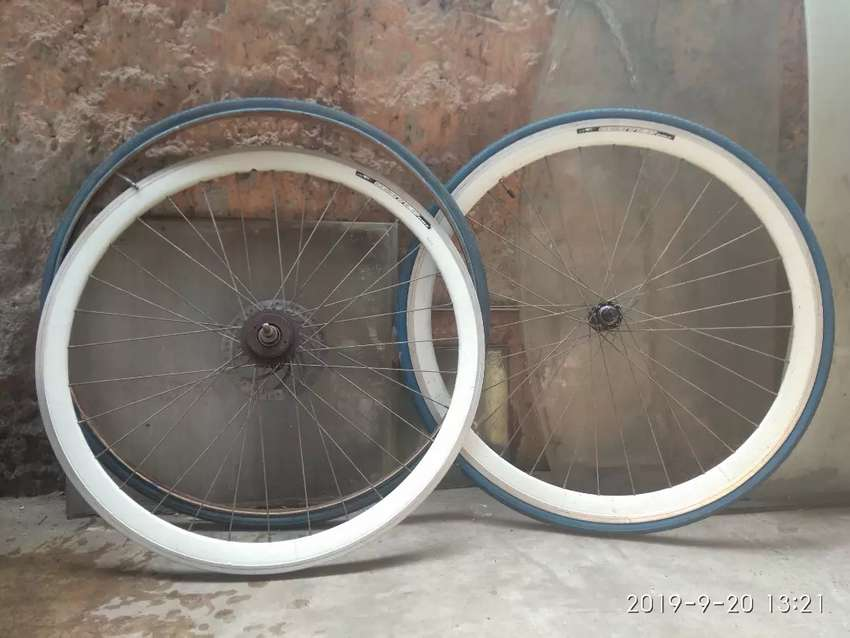 Wheel set Sepeda Fixie United 0