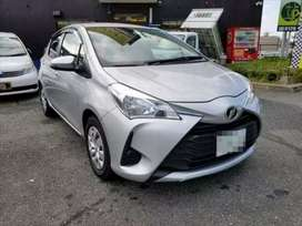TOYOTA VITz MODEL 2017 get On Easy Monthly installment