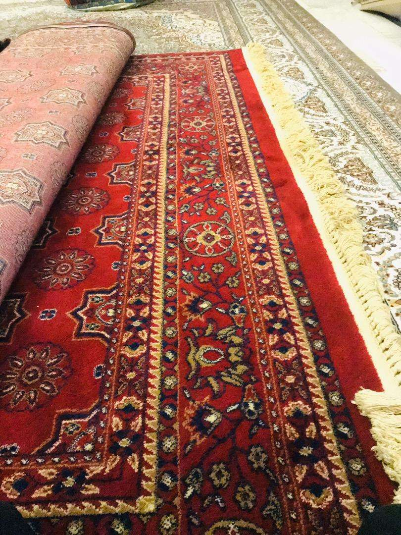 Two Turkish Design Carpets/Rugs High Quailty 0