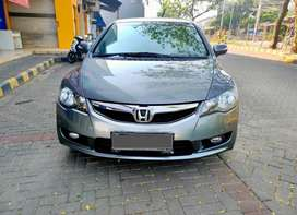 Jual Honda Civic 1.8 FD 2010 Abu-abu Metalik