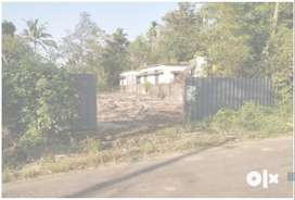 Land for lease - near NH 66 Paravoor/Alappuzha