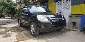 Honda Crv 2004 warna hitam