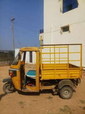 Bajaj Rc 600 for sale auto trali in a good condition