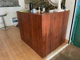 counter tabel brand new one