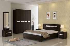 Caspian Furniture:- Decent New premium bedroom set