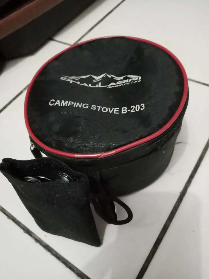 CAMPING STOVE B-203