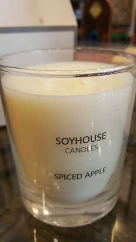 Candle Hand Poured Perfume