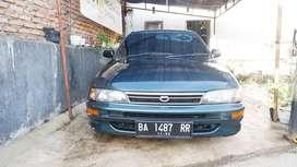 Great Corolla 1,6SEG warna Hijau 1995