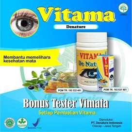 Vitama Plus Vimata Untuk Mata Rabun dan Katarak Bisa Bayar ditempat
