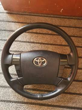 Mark X steering Wheel With airbag intact 100 percent
