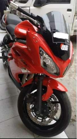 Kawasaki Ninja ER6-F 650cc