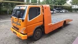 Truck Canter Towing