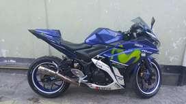 Yamaha r25 movistar edition