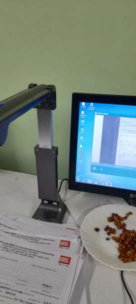 Scanning project in Bank