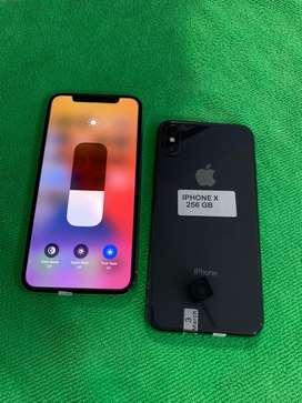 iphone X 256 Semua kartu bisa