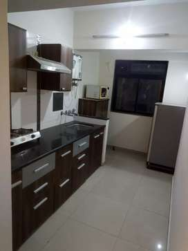 FULLY FURNISHED 1BHK Immediate Available near Hypercity Mall & Gcorp