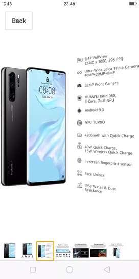 Huawei P30 Pro Bisa Kredit tanpa CC