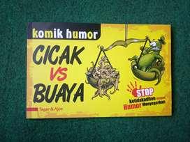 Buku Dan komik humor