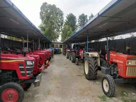 Multi brand tractors under one roof from 15Hp to 55Hp 2013-2018 model