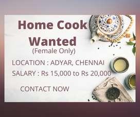 Female Home Cook