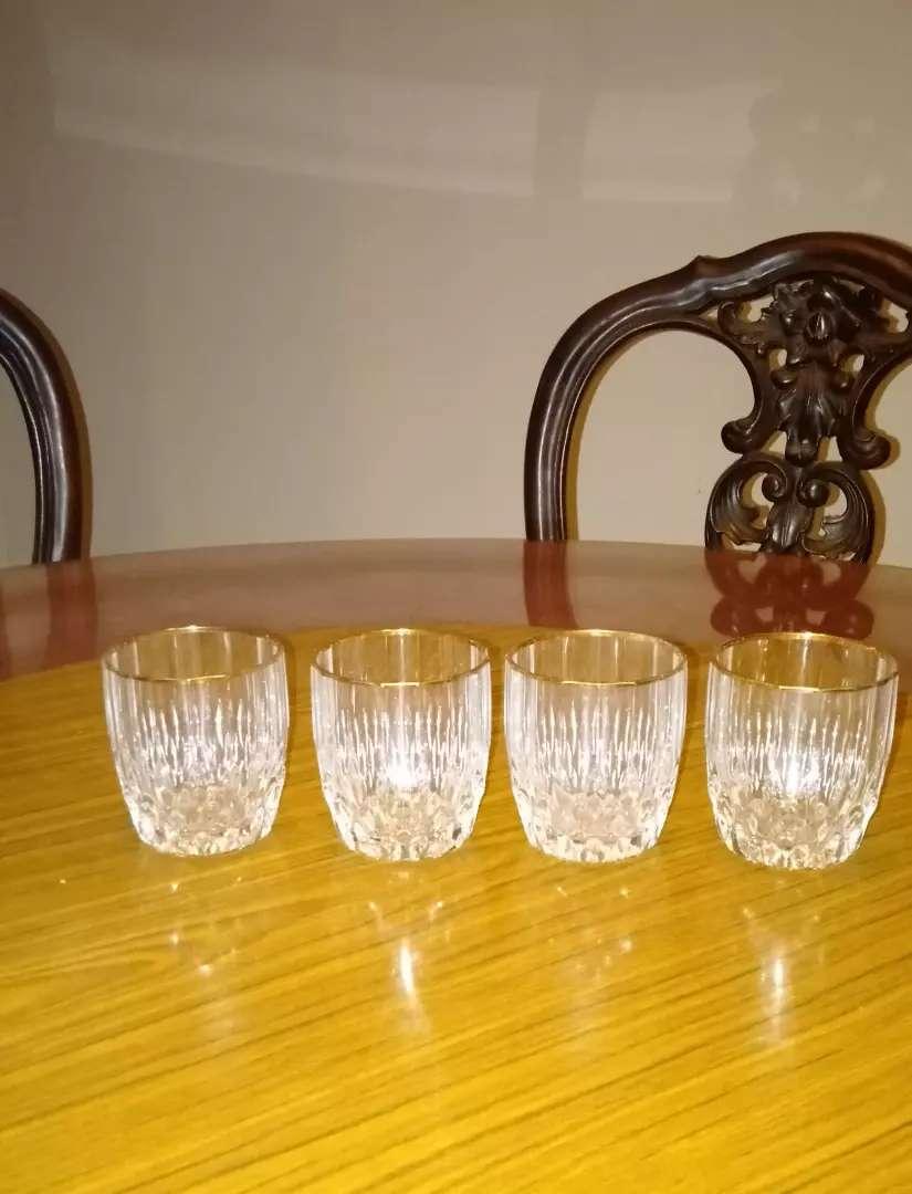 Gelas kristal (Cristal D'Arques France) 0
