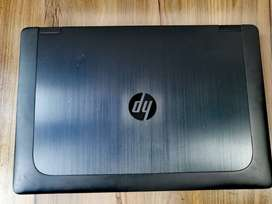 HP ZBook 15 Core i7 4th Generation