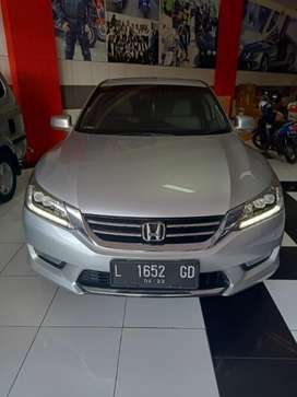 Honda Accord 2.4 VTIL Matic 2013 Istimewa Siap Pakai