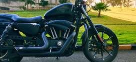 Harley Davidson IRON 883 New shape