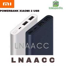 Power bank xiaomi 2 usb 10.000mah