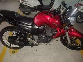 Yamaha FZ 40000 KM's driven