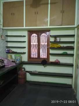 Independent Bungalow with 2BHK and Hall + Spacious Terrace.