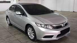 Honda Civic 2012 AT Silver