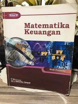 Buku Matematika Keuangan