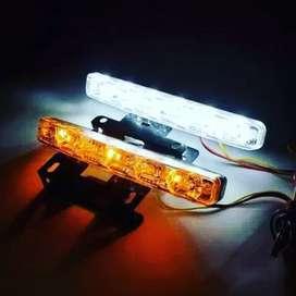 LED Bumper DRL Sein